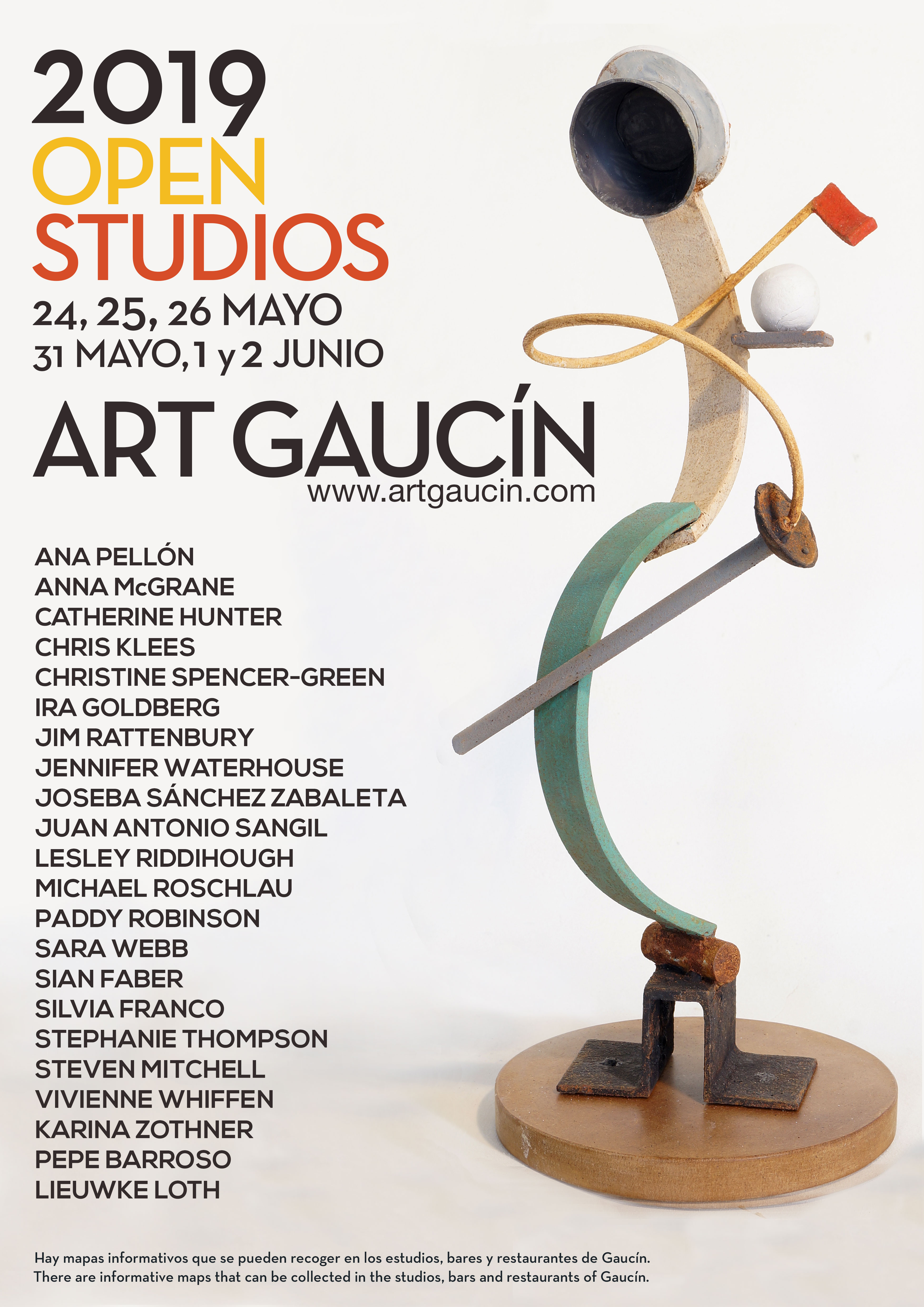Art Gaucín 2019
